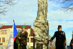 Vzpomínka na konec 1. světové války- 100. výročí