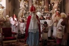 Oslava svátku sv. Mikuláše 6.12. 2019