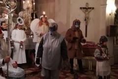 Příběh o hodném a zlém vlkovi v nás a o sv. Tekakvitě