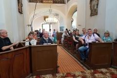 21.4. prohlídka kostela pro zájezd (Kiwi Praha)