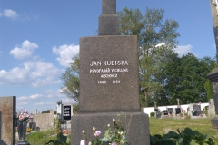 hrob P.Kubisky 23.6.2020