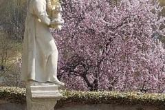 jaro 2020 , sv. Antonín Paduánský s Ježíškem