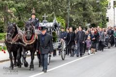 pohřeb P. Hugo Pitla 20.5.2017
