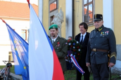 11.11.2018 Vzpomínka na konec 1. světové války - 100. výročí